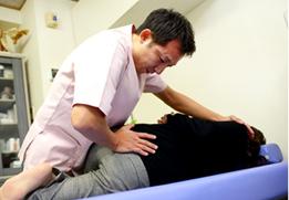 脊椎骨盤矯正法とは